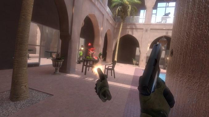 Mercenaries VR screenshot 1