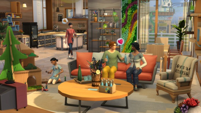 The Sims 4 Eco Lifestyle Screenshot 3