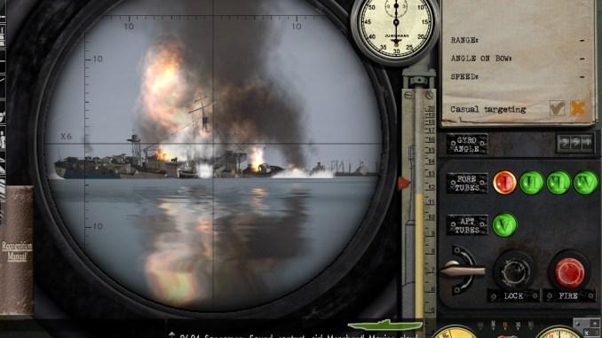 Silent Hunter III Screenshot 1