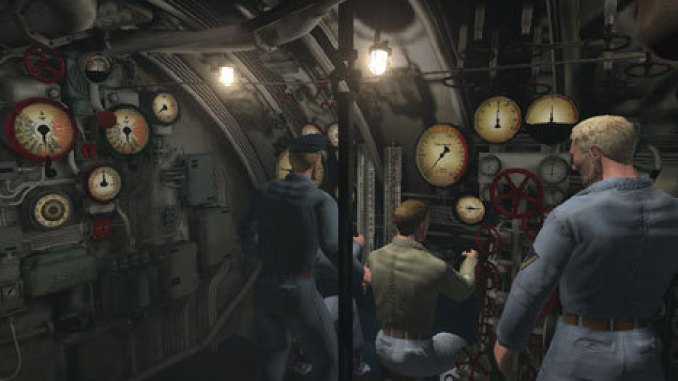 Silent Hunter III Screenshot 2