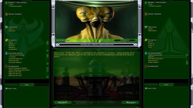 Galactic Civilizations II: Ultimate Edition Screenshot 1