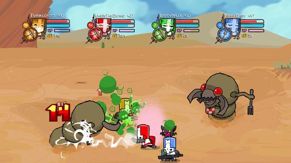 Castle Crashers® Screenshot