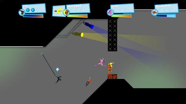 SpeedRunners Screenshot