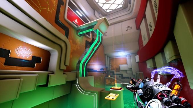 Magrunner: Dark Pulse screenshot 1