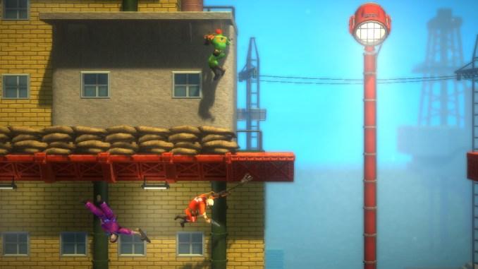Bionic Commando: Rearmed Screenshot 3