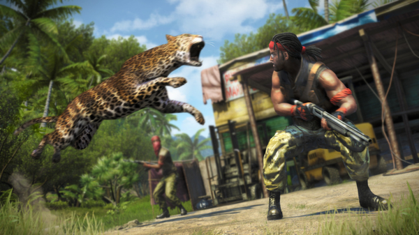 Far Cry 3 Compressed