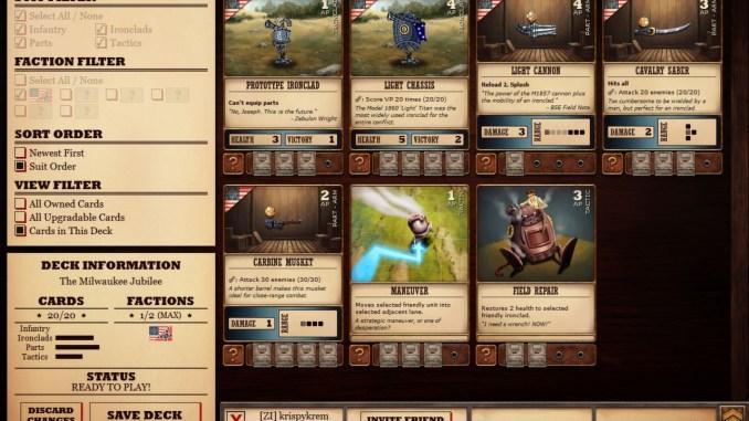 Ironclad Tactics Deluxe Edition screenshot 2