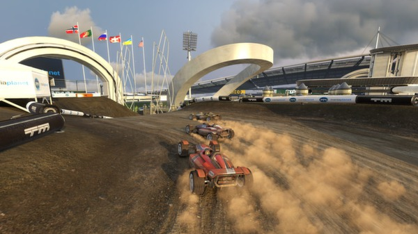 TrackMania² Stadium Screenshot
