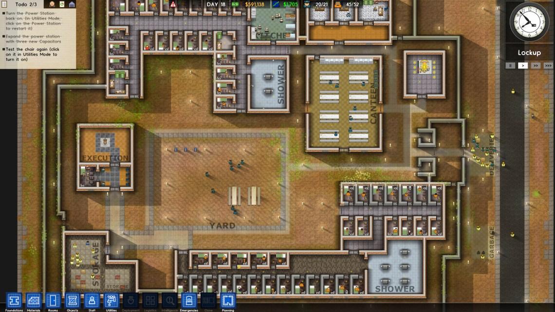 Prison Architect su Steam