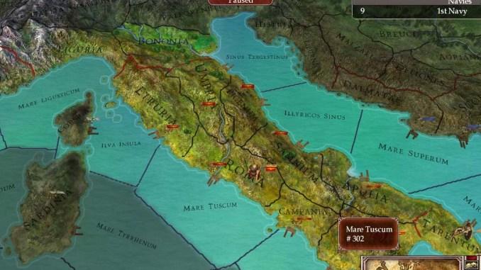 Europa Universalis: Rome Gold screenshot 3