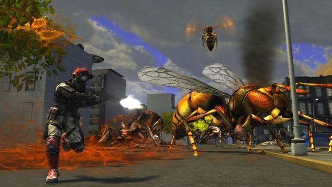 Earth Defense Force: Insect Armageddon Screenshot 3