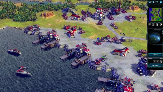 Battle Worlds: Kronos screenshot 2