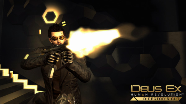 Deus Ex: Human Revolution - Director's Cut Screenshot