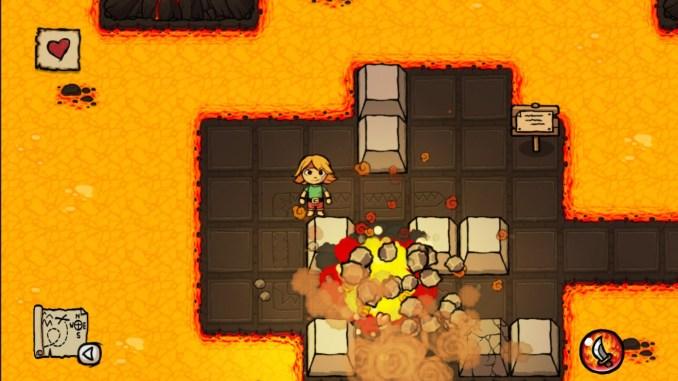 Ittle Dew screenshot 2