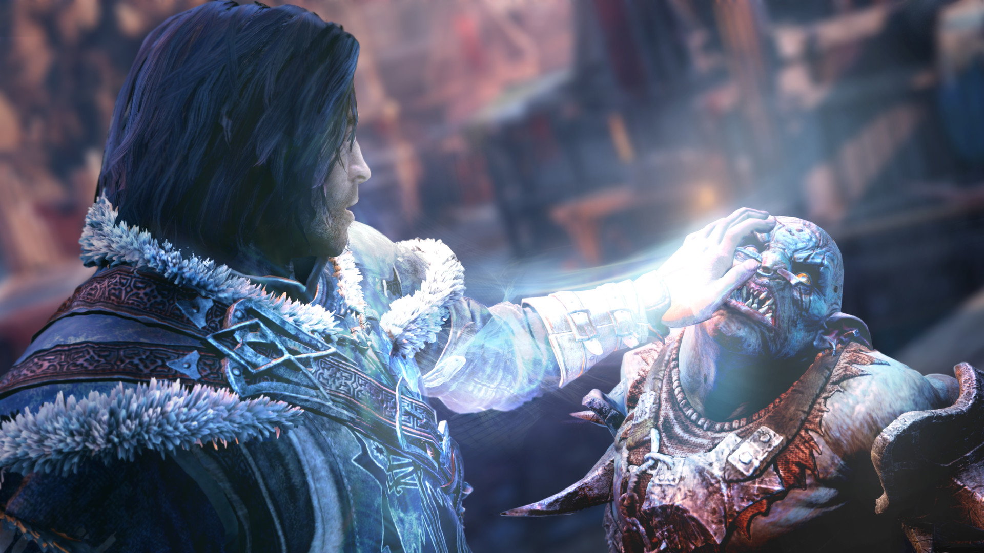 Middle earth        Shadow of Mordor       on Steam