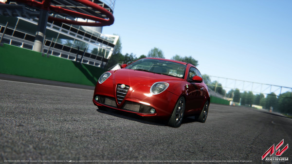 Assetto Corsa Screenshot