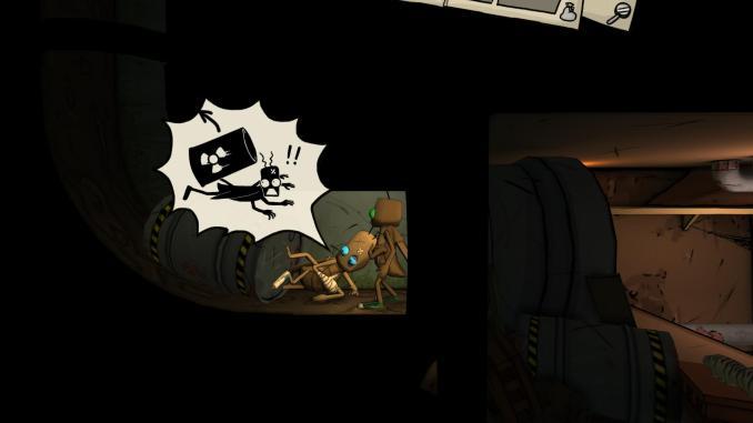 Journey of a Roach screenshot 1