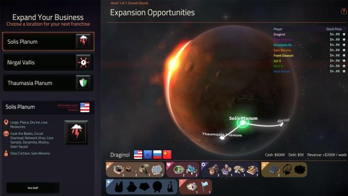 Offworld Trading Company screenshot 3