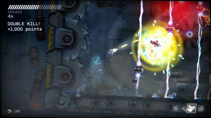 RIVE Screenshot 1