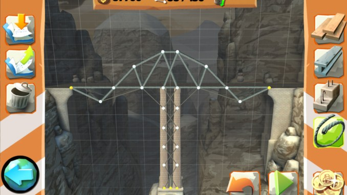Bridge Constructor Playground screenshot 2