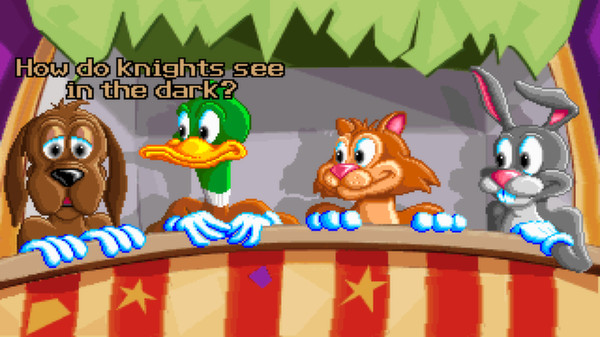 Putt-Putt® Joins the Parade Screenshot