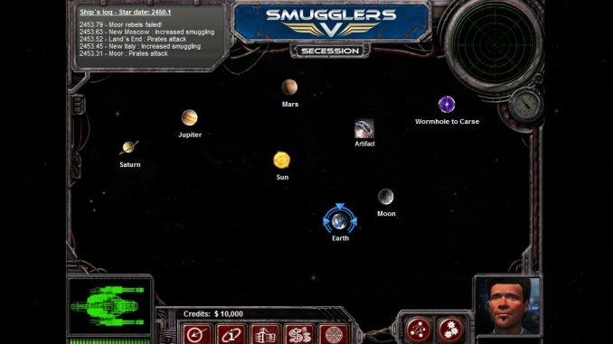 Smugglers V + Invasion screenshot 1