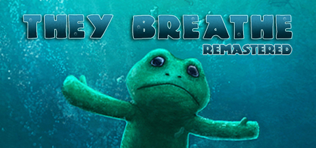 They Breathe game steam banner