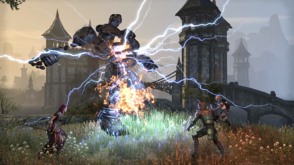 The Elder Scrolls® Online Screenshot
