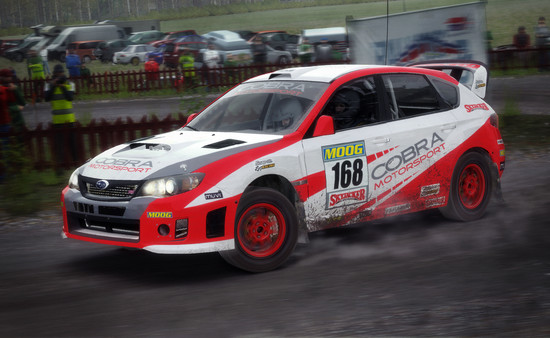 DiRT Rally Screenshot