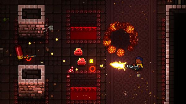 Enter the Gungeon Screenshot