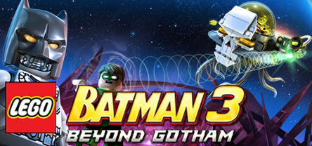 Steam Community    LEGO     Batman       3  Beyond Gotham The Caped Crusader joins forces with the super heroes of the DC Comics  universe and blasts off to outer space to stop the evil Brainiac from  destroying
