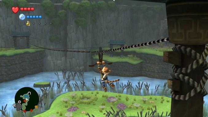 Legend of Kay: Anniversary screenshot 3