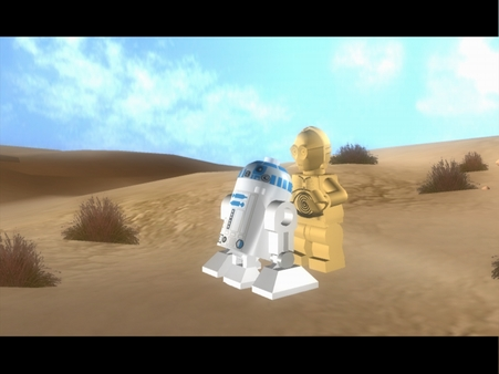 LEGO® Star Wars™ - The Complete Saga Screenshot