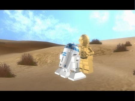 LEGO® Star Wars™ - The Complete Saga Screenshot