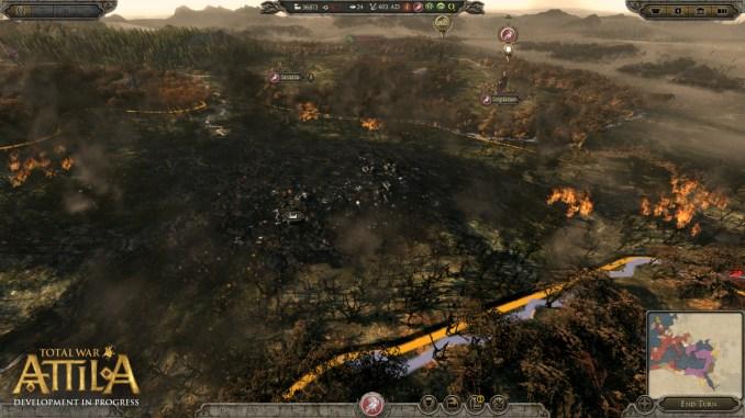 Total War: ATTILA Screenshot 2