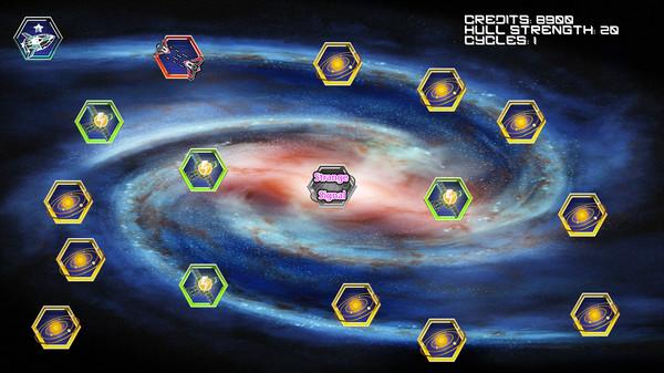 Starlight Drifter Screenshot
