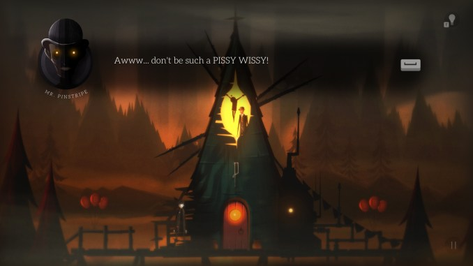 Pinstripe Screenshot 1