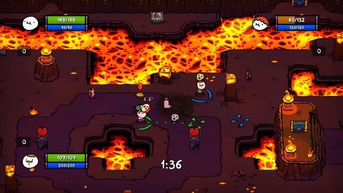 Super Cane Magic Zero Screenshot 2