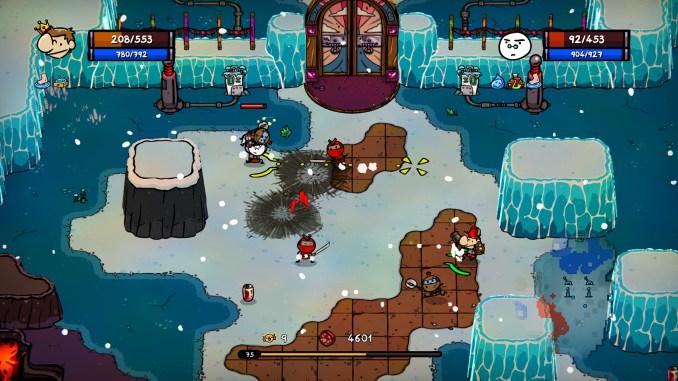 Super Cane Magic Zero Screenshot 1