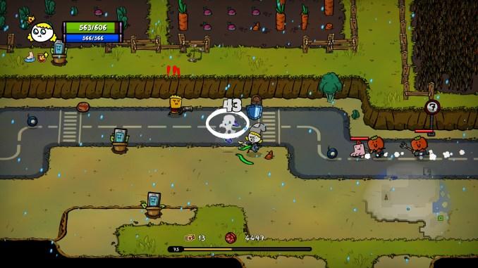Super Cane Magic Zero Screenshot 3