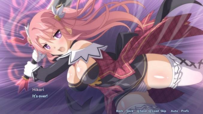 Sakura Angels Screenshot 3