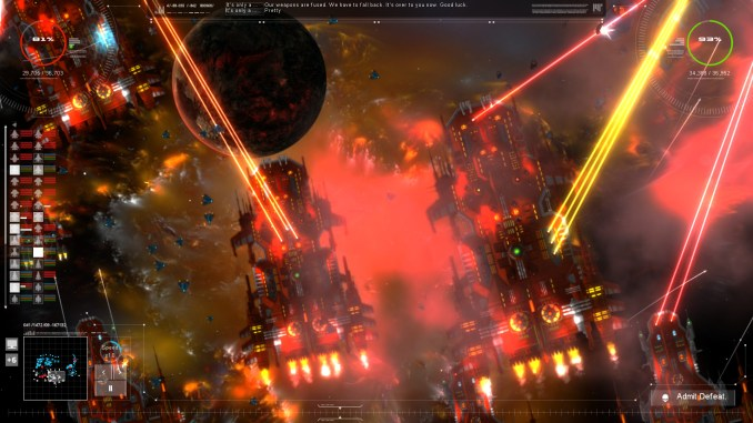 Gratuitous Space Battles 2 screenshot 2