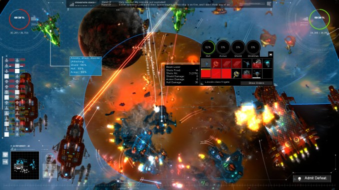 Gratuitous Space Battles 2 screenshot 3