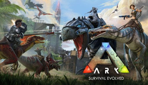 PC Caf     Games on Steam ARK  Survival Evolved