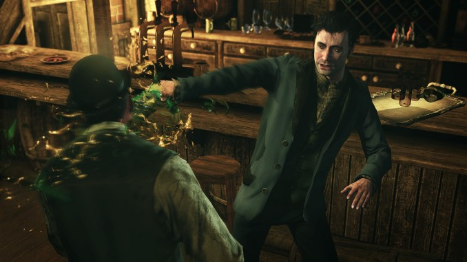 Sherlock Holmes: The Devil's Daughter Screenshot 2