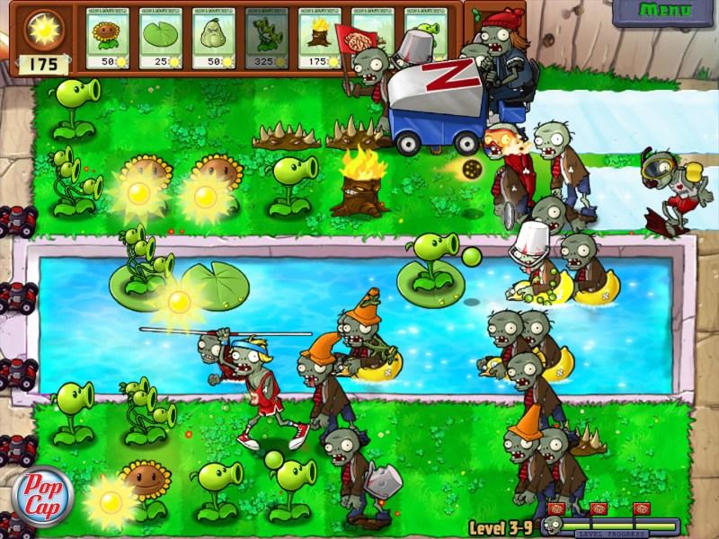 """Znalezione obrazy dlazapytania: Plants vs. Zombies GOTY Edition"""""""