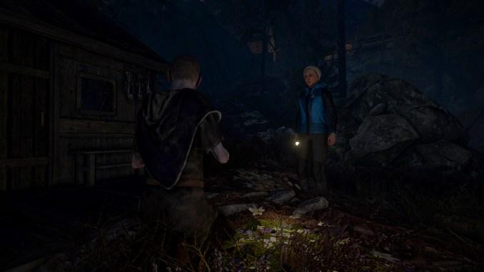 Through the Woods Screenshot 3