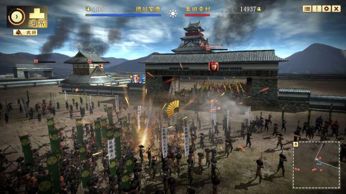 Nobunaga's Ambition: Sphere of Influence - Ascension Screenshot 2