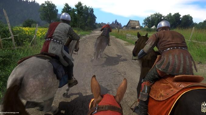 Kingdom Come: Deliverance Screenshot 2