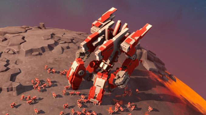 Planetary Annihilation: TITANS Screenshot 1